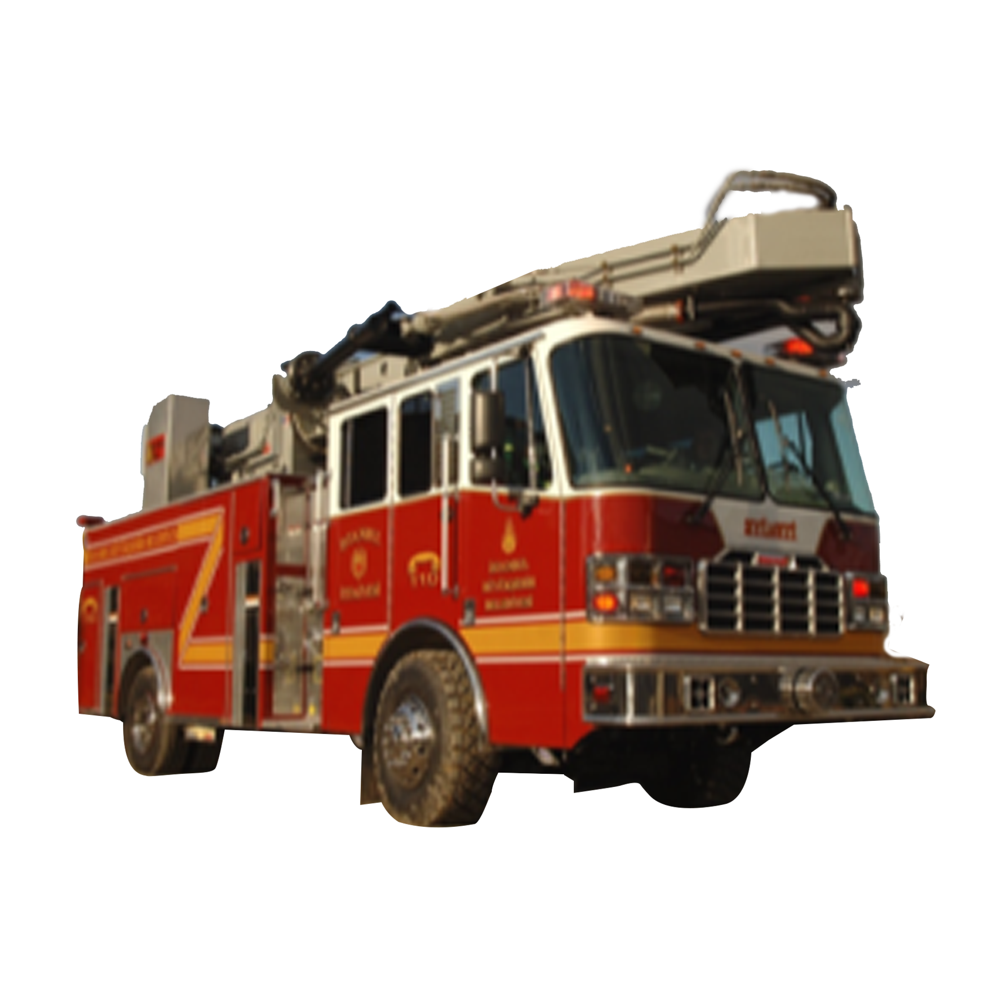 SPECIAL SERVICE FIRE TRUCK
